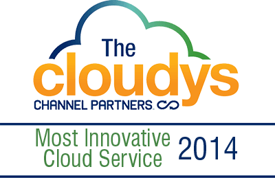 Corent Technology Honored With 2014 Most Innovative Cloud Service Award at Cloudys Innovation Awards Conference