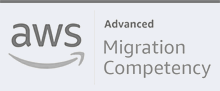 AWS Advanced Migration Competency Logo Image